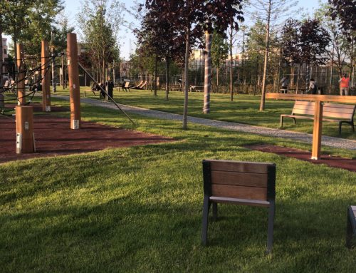 Parc Intre Lacuri – Cluj-Napoca